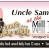 New at Uncle Sams Bar