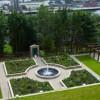 Sunken Victorian Garden