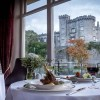 Dine at the Kilkenny River Court Hotel with views of Kilkenny Castle