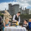 Dine al fresco at the Kilkenny River Court Hotel